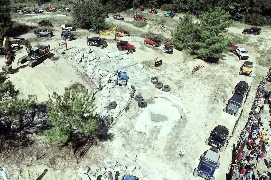 Southern Offroad Adventure Rally (S.O.A.R)