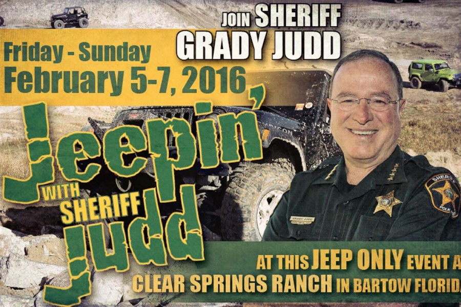 Ocala Jeep Club donates $1,000 to Jeepin' With Judd!