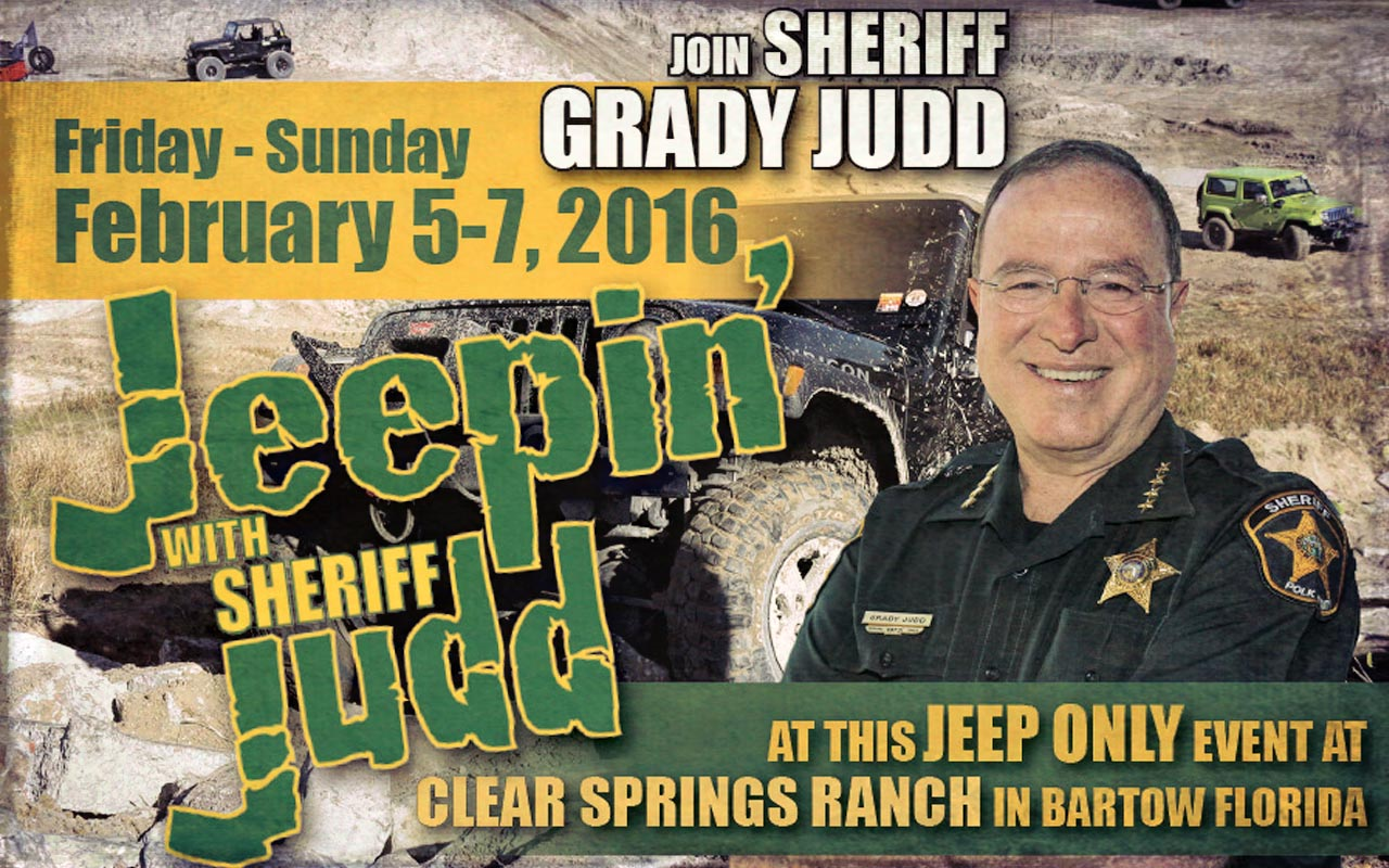 Ocala Jeep Club donates $1,000 to Jeepin' With Judd!